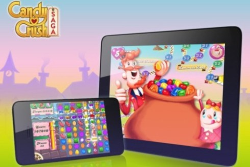 dispositivos compatibles con candy crush saga