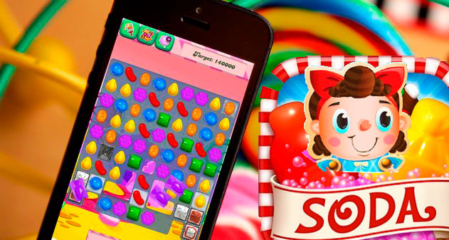 juega candy cruhs saga online
